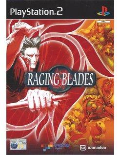RAGING BLADES voor Playstation 2 PS2