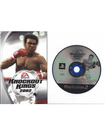KNOCKOUT KINGS 2002 voor Playstation 2 PS2