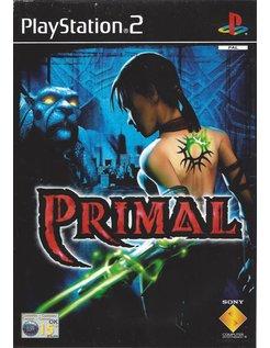 PRIMAL voor Playstation 2 PS2