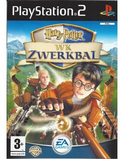 HARRY POTTER WK ZWERKBAL für Playstation 2 PS2