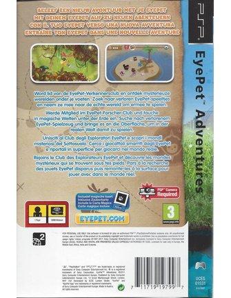 EYEPET ADVENTURES  voor PSP