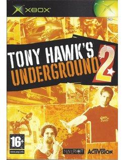 TONY HAWK'S UNDERGROUND 2 for Xbox