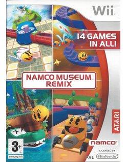 NAMCO MUSEUM REMIX voor Nintendo Wii