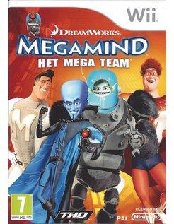 MEGAMIND HET MEGA TEAM für Nintendo Wii