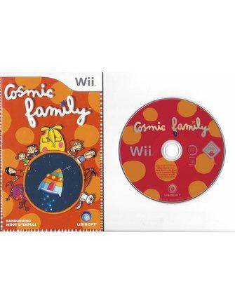 COSMIC FAMILY voor Nintendo Wii
