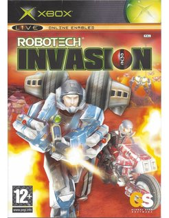 ROBOTECH INVASION for Xbox