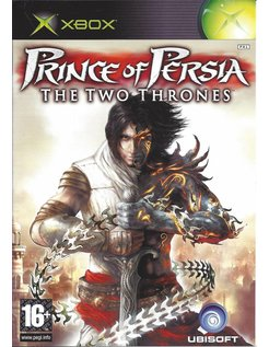 PRINCE OF PERSIA THE TWO THRONES for Xbox