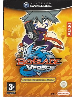 BEYBLADE VFORCE SUPER TOURNAMENT BATTLE for Gamecube