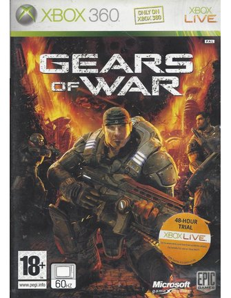 GEARS OF WAR voor Xbox 360