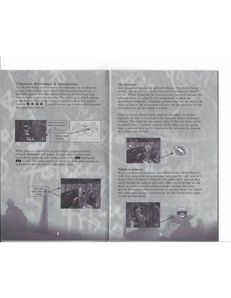 BROKEN SWORD THE SLEEPING DRAGON für Playstation 2 PS2