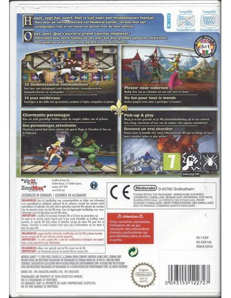 MEDIEVAL GAMES for Nintendo Wi