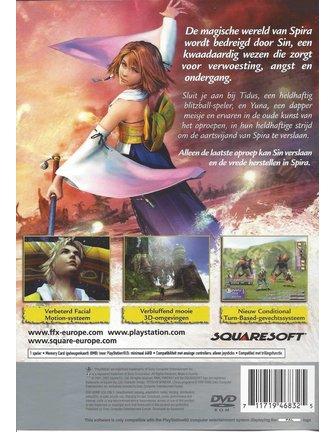 FINAL FANTASY X (10) voor Playstation 2 PS2