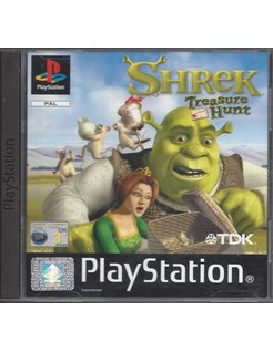SHREK TREASURE HUNT voor Playstation 1