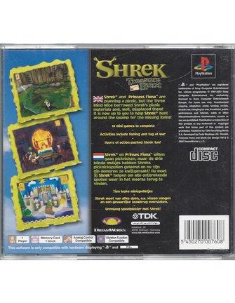 SHREK TREASURE HUNT for Playstation 1 PS1
