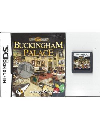 HIDDEN MYSTERIES BUCKINGHAM PALACE voor Nintendo DS