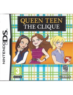 QUEEN TEEN THE CLIQUE for Nintendo DS