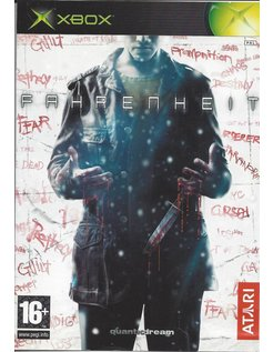 FAHRENHEIT for Xbox
