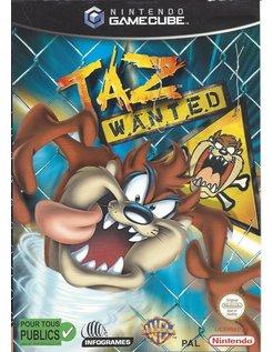 TAZ WANTED voor Nintendo Gamecube