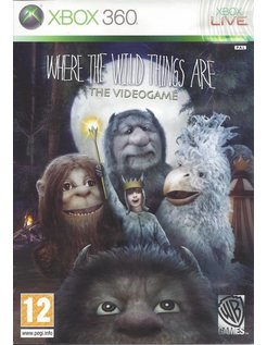 WHERE THE WILD THINGS ARE voor Xbox 360