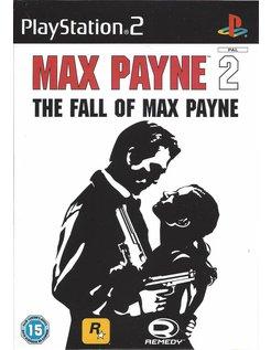 MAX PAYNE 2 THE FALL OF MAX PAYNE voor Playstation 2 PS2