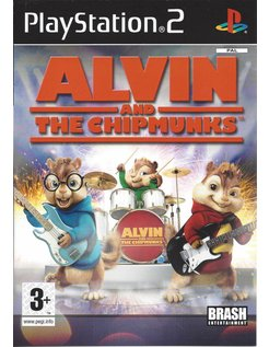 ALVIN AND THE CHIPMUNKS für Playstation 2 PS2