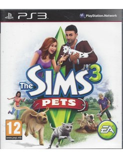 THE SIMS 3 PETS für Playstation 3