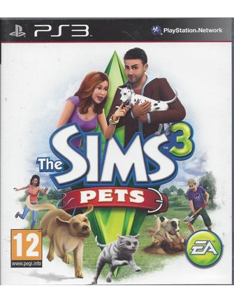 THE SIMS 3 PETS for Playstation 3 PS3