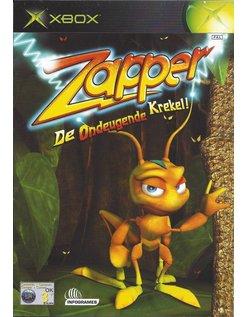 ZAPPER DE ONDEUGENDE KREKEL for Xbox