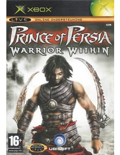 PRINCE OF PERSIA WARRIOR WITHIN voor Xbox