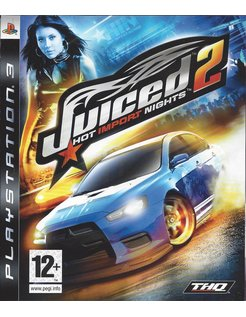 JUICED 2 HOT IMPORT NIGHTS für Playstation 3 PS3