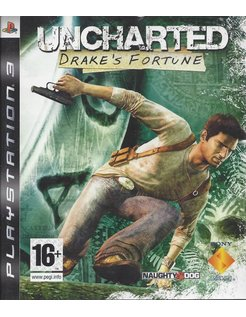 UNCHARTED DRAKE'S FORTUNE für Playstation 3 PS3