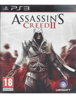 ASSASSIN'S CREED II (2) voor Playstation 3 PS3