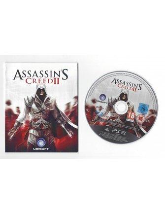 ASSASSIN'S CREED II (2) voor Playstation 3 PS3