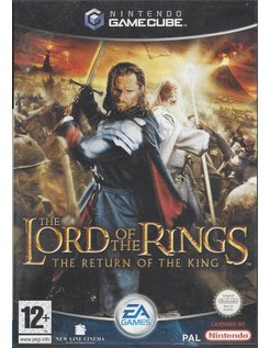 THE LORD OF THE RINGS - THE RETURN OF THE KING voor Gamecube
