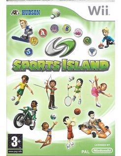 SPORTS ISLAND voor Nintendo Wii