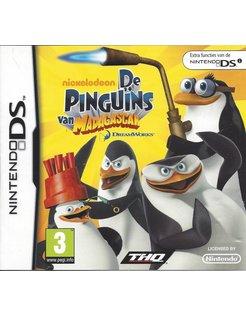 DE PINGUINS VAN MADAGASCAR für Nintendo DS