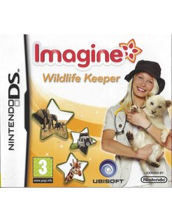 IMAGINE WILDLIFE KEEPER for Nintendo DS