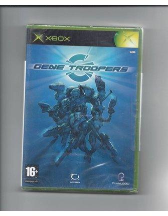 GENE TROOPERS voor Xbox - NIEUW in seal