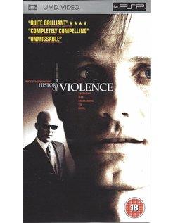 A HISTORY OF VIOLENCE - UMD video voor PSP