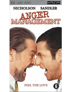 ANGER MANAGEMENT - UMD video for PSP