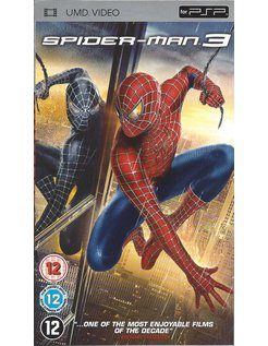SPIDER-MAN 3 - UMD video voor PSP