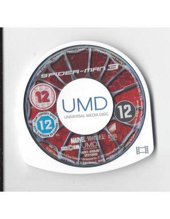 SPIDER-MAN 3 - UMD video for PSP