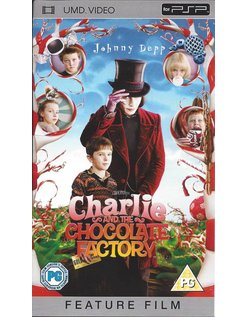 CHARLY AND THE CHOCOLATE FACTORY - UMD video voor PSP
