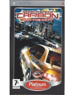 NEED FOR SPEED CARBON OWN THE CITY for Playstation Portable PSP