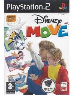 DISNEY MOVE voor Playstation 2