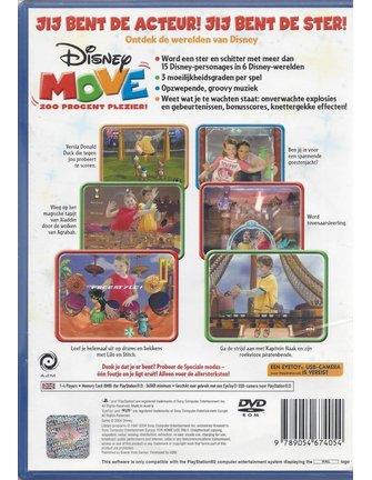 DISNEY MOVE voor Playstation 2 PS2