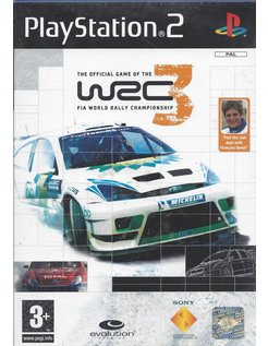 WRC 3 - FIA WORLD RALLY CHAMPIONSHIP for Playstation 2