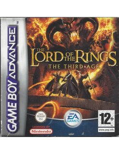 THE LORD OF THE RINGS - THE THIRD AGE voor Game Boy Advance