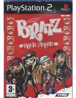 BRATZ ROCK ANGELZ voor Playstation 2