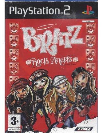 BRATZ ROCK ANGELZ voor Playstation 2 PS2